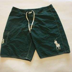 Ralph Lauren Men's Board Shorts Size 30 Inseam 9""